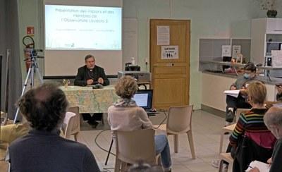 """Retrouvez l'intervention de Mgr Le Vert sur l'encyclique Laudato Si du Pape François, donnée lors de la journée diocésaine """"Eglise Verte"""" le 24 octobre 2020."""